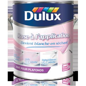 Dulux Pour Plafonds U201cRose à Lu0027applicationu201d